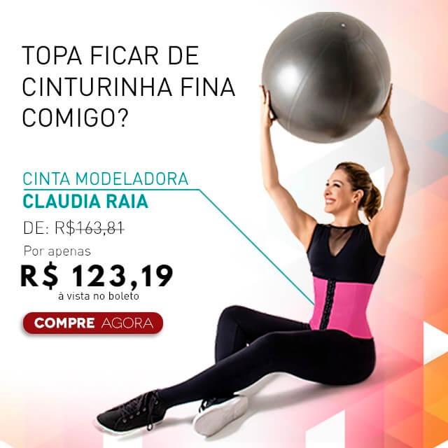 Cinturita Claudia Raia