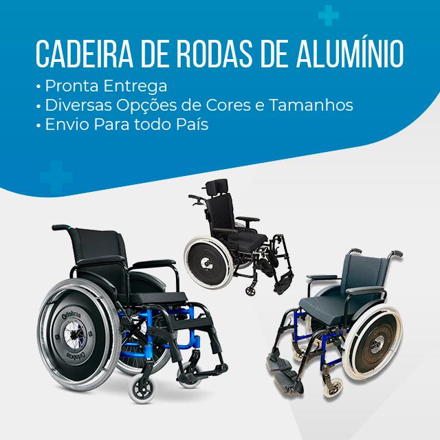 Cadeiras de Rodas Marcas